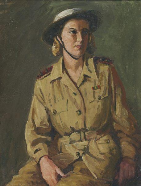 Grant Gwendolyn. Лейтенант Ann Grant.