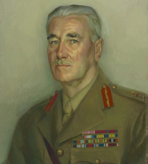 Griffin Murray. Генерал-лейтенант Vernon Sturdee.