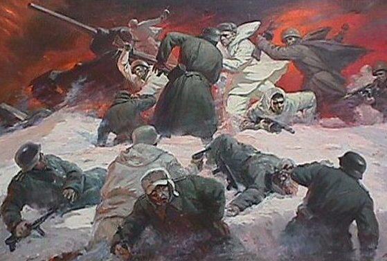 Петров Владимир. Атака.