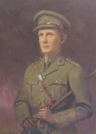Salisbury Frank. Лейтенант Duncan Retallick.