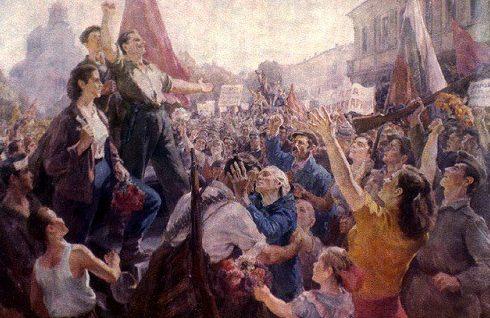 Петров И. Освобождение Софии.