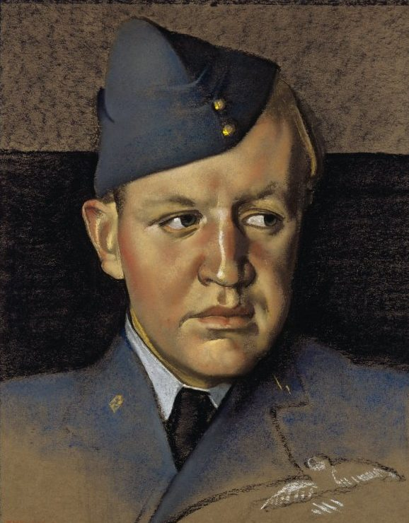 Kennington Eric. Лейтенант Lloyd Watt Coleman.