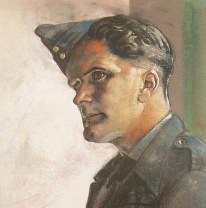 Kennington Eric. Офицер William Tuttle.