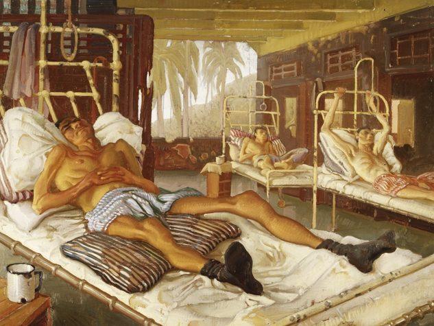 Griffin Murray. Больница в концлагере.