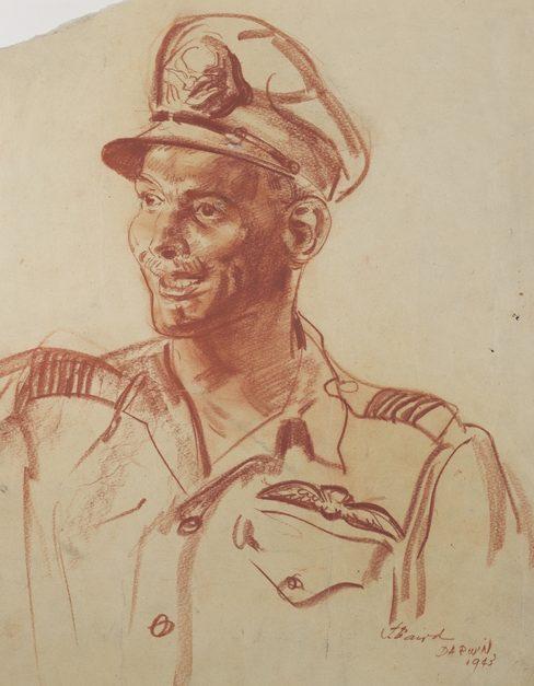 Baird John. Пилот.