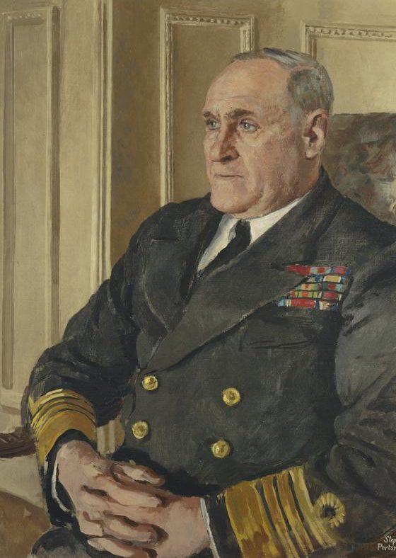 Bone Stephen. Адмирал Geoffrey Layton.