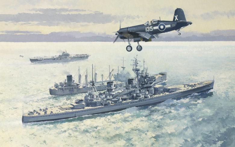 Middlebrook Roger. Британский Тихоокеанский флот.