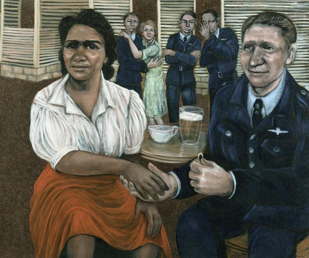 Dowling Julie. Дружба с аборигенами.