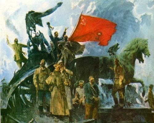 Пономаренко Олег. Победа.