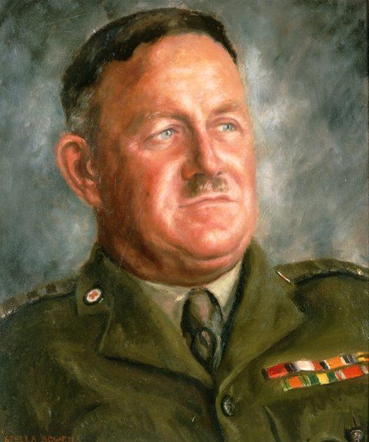 Bowen Stella. Бригадир George Langley.
