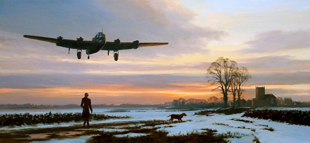 Postlethwaite Mark. Возвращение бомбардировщиков.