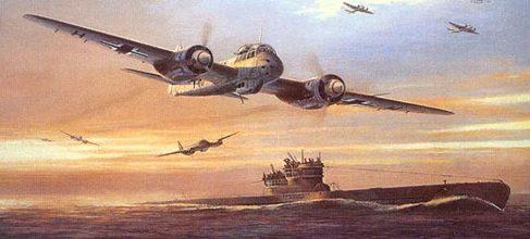 Postlethwaite Mark. Бомбардировщик Junkers 88 C-6.