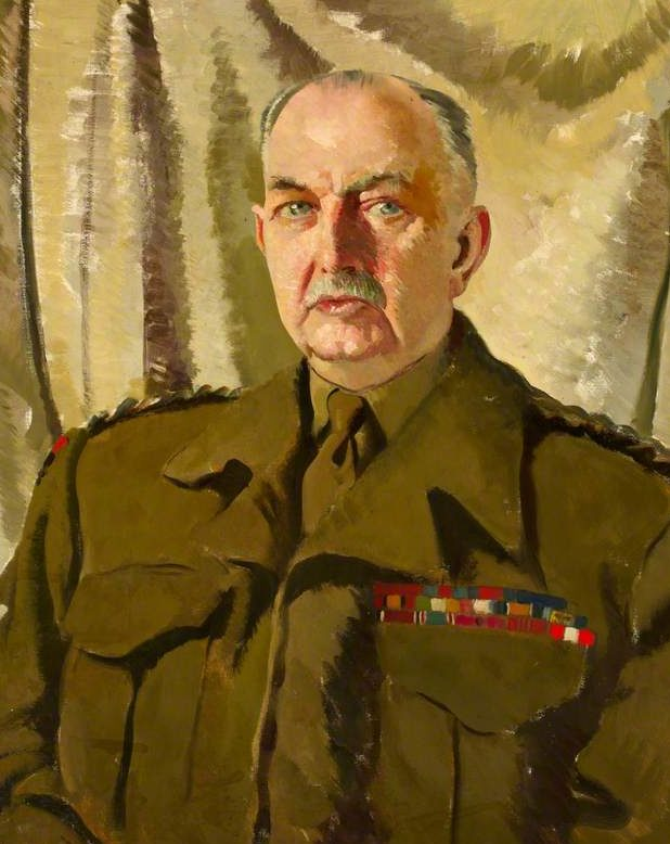 Scott Septimus Edwin. Генерал-майор George Lindsay.