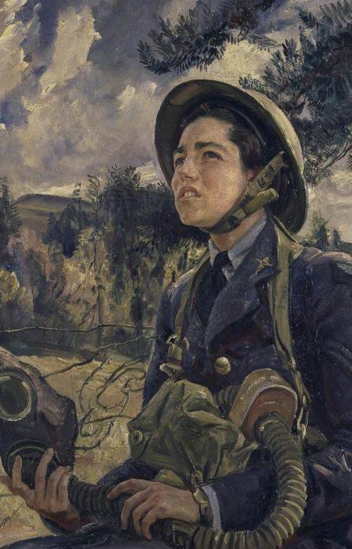 Knight Laura. Ефрейтор Daphne Pearson.