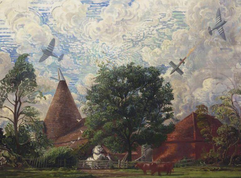 Monnington Walter Thomas. Летающая бомба.