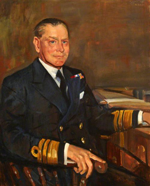 Schmolle Stella. Вице-адмирал Richmond.