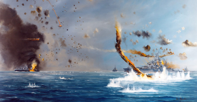 Hamilton John. Битва за Окинаву.