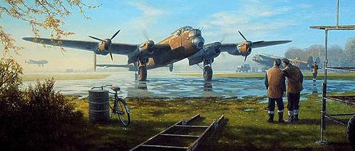 Postlethwaite Mark. Аэродром.