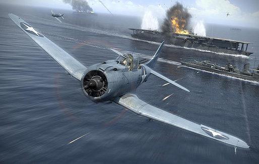 Perry Robert. Атака на авианосец.