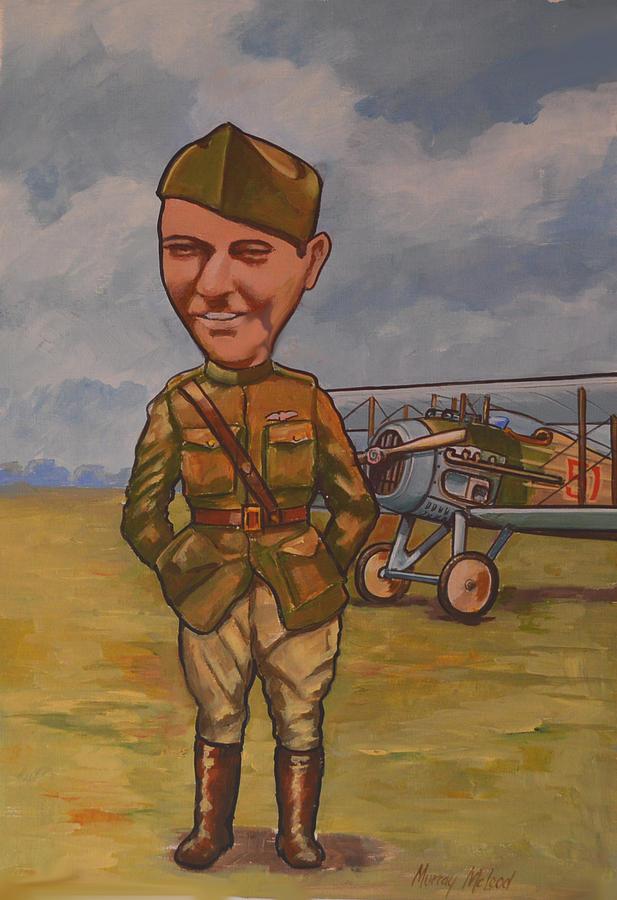 McLeod Murray. Пилот.