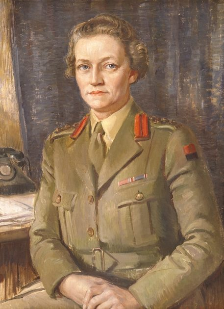 Heysen Nora. Полковник Sybil Irving AWAS.