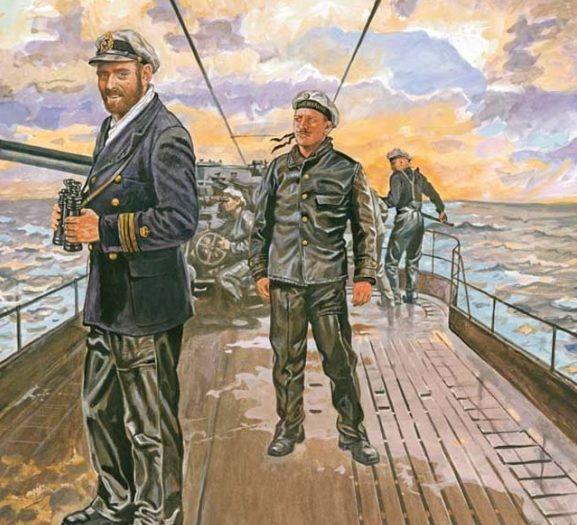 Szyzsko Marek. Немецкие подводники.