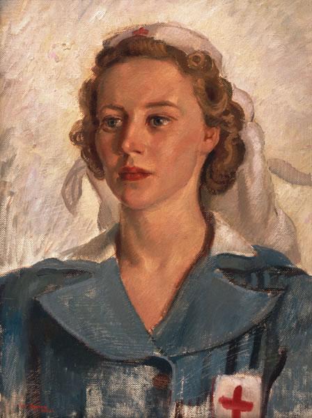 Heysen Nora. Gwynneth Patterson из медицинского корпуса.