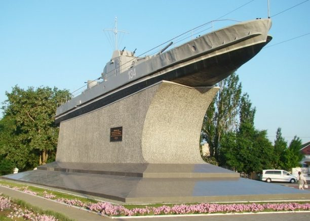 Малый речной бронекатер БКА-134 проекта 1125.