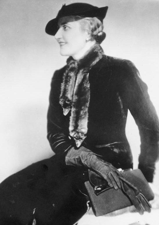 Магда Геббельс.