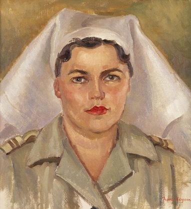 Heysen Nora. Медсестра.