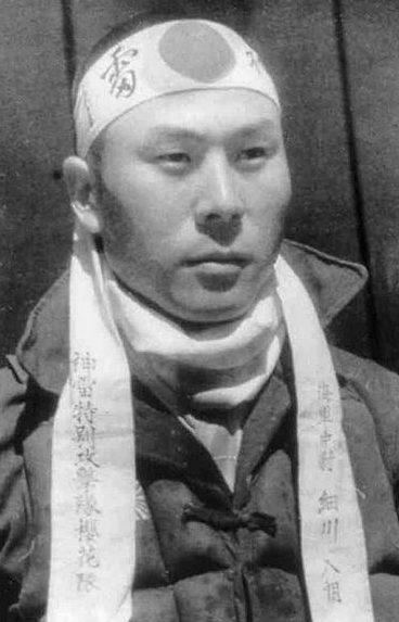 Хатимаки на камикадзе.
