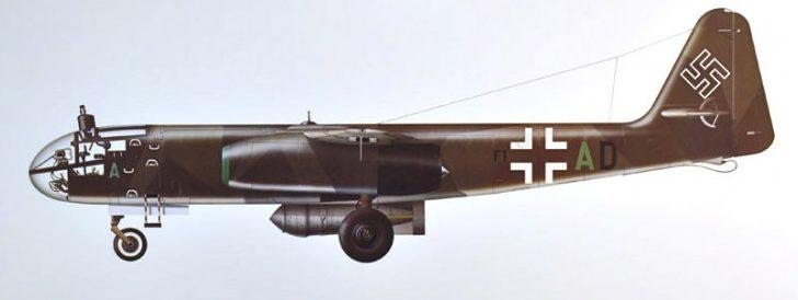 Davison Dennis. Реактивный бомбардировщик Arado 234 Blitz.