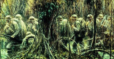 Eby Kerr. Призраки джунглей.