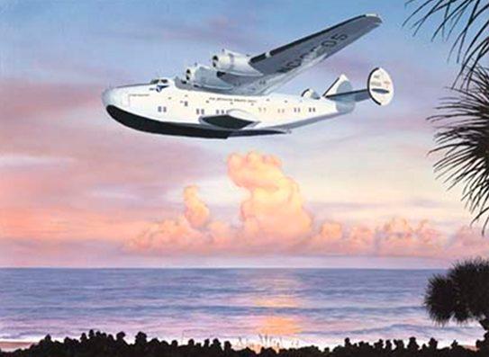 Lyons Sam. Летающая лодка.