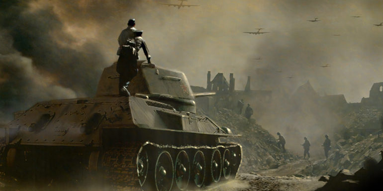 Hall Matt. Танк Т-34.