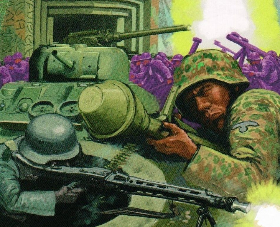 Kobayashi Milt. Оборона.