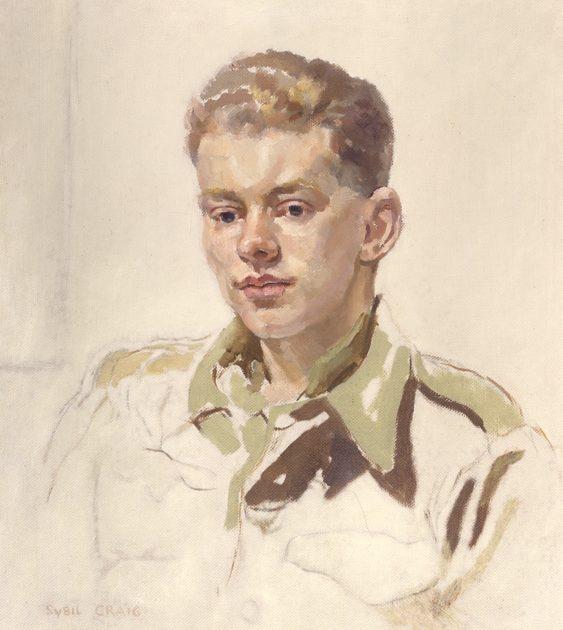 Sybil Craig. Ефрейтор Ian Hanna.
