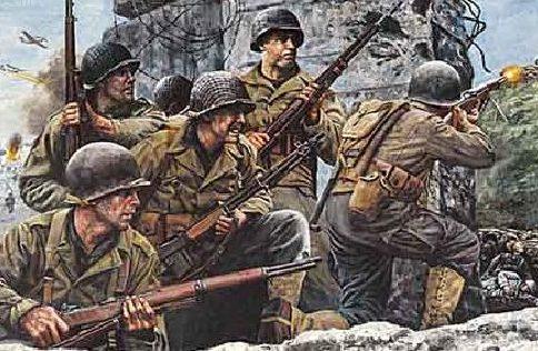 Stivers Don. Вторжение в Нормандию.