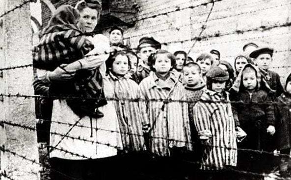 «Забракованные» дети с оккупированных территорий.