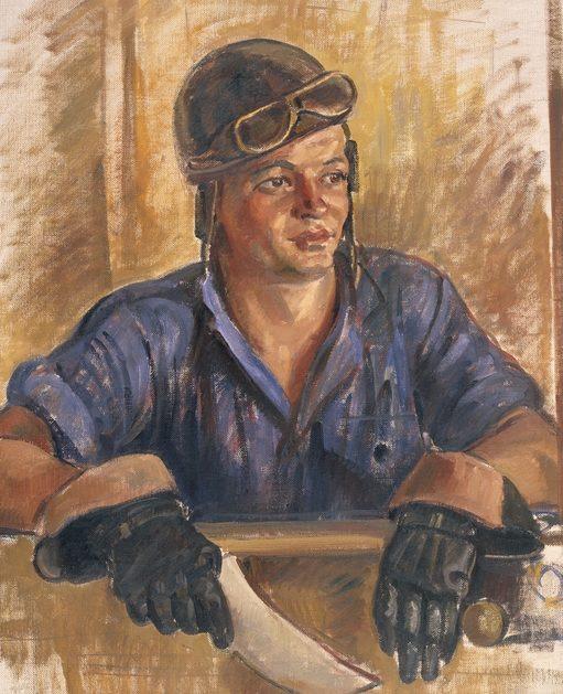 Heysen Nora. Рядовой авиации George Mayo.
