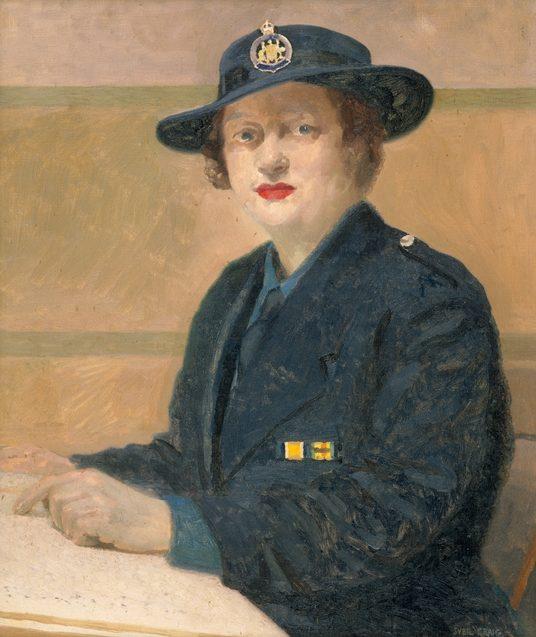 Sybil Craig. Офицер Yeomans.