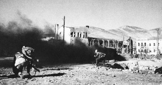 Бой за Новороссийск. Сентябрь 1943 г.