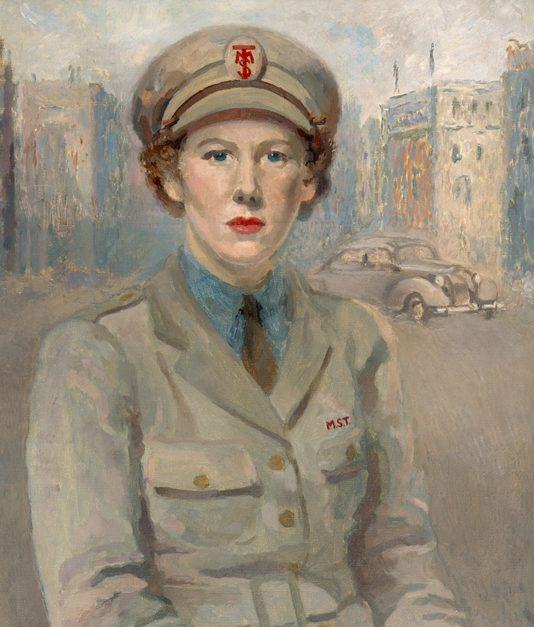 Sybil Craig. Водитель Ruth Fowler.