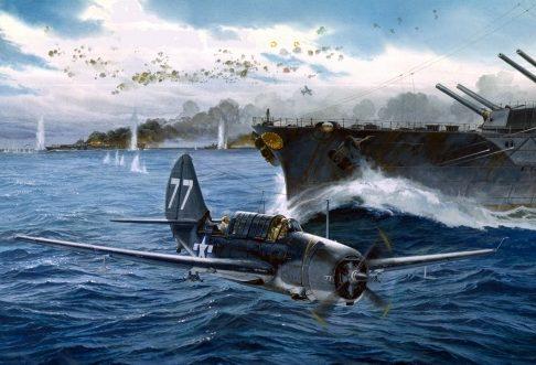 Freeman Tom. Морская авиация.