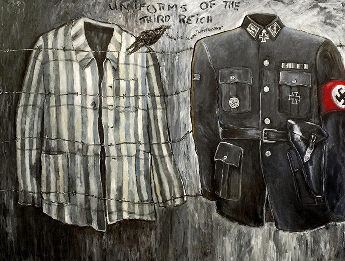 Dazzio Judith. Униформа Третьего рейха.