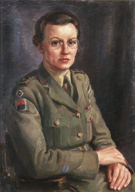 Heysen Nora. Лейтенант Kathleen Best.