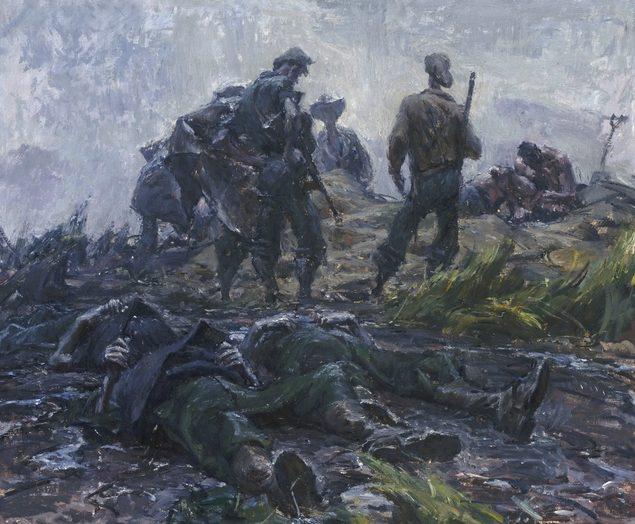 Hele Ivor. Павшие в бою.