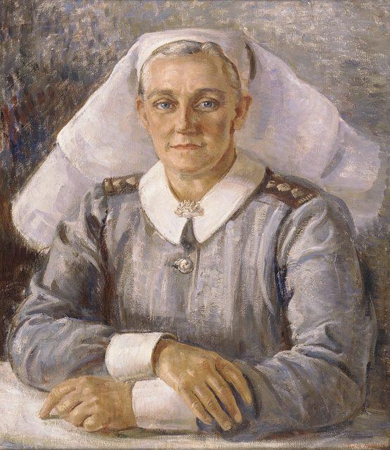 Heysen Nora. Сестра Gladys Farthing.