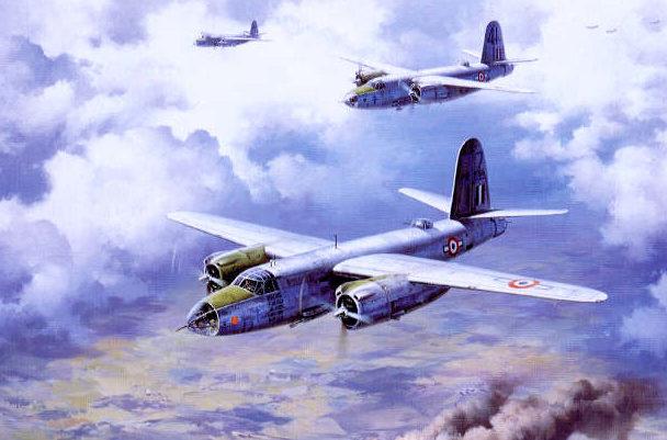 Grinell Roy. Бомбардировщики В-26.
