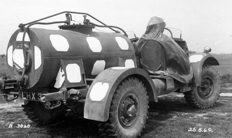 Автомобили с распылителями ОВ.